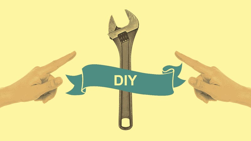 Illustration for article titled Show Us Your Latest DIY Project