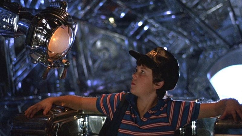 Illustration for article titled Colin Trevorrow is working on a Flight Of The Navigator remake, not Star Wars
