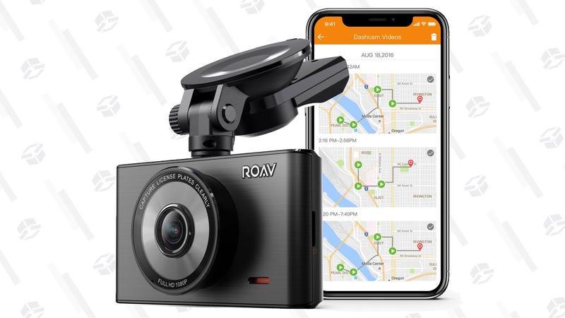 Anker Roav C2 Pro Dash Cam   $110   Amazon   Promo code ROAVAPC9