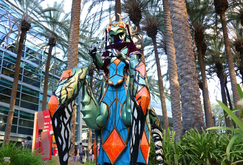 Illustration for article titled The Coolest Cosplay from Blizzcon 2014
