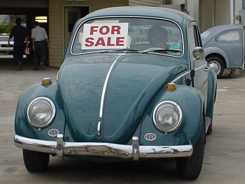 When Buying a Used Car Don\'t Get \