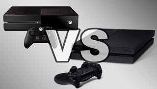 Illustration for article titled Well someone should start this conversation here... XBOX One vs PS4