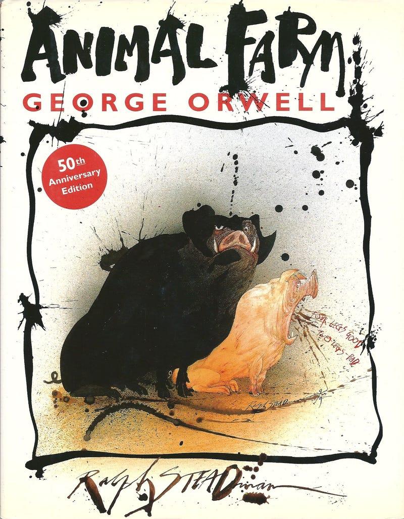 george orwells animal farm essay