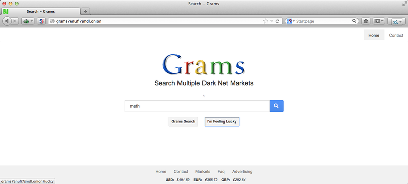 Illustration for article titled Google Clone Makes It Easy to Search for Drugs and Guns on the Dark Web