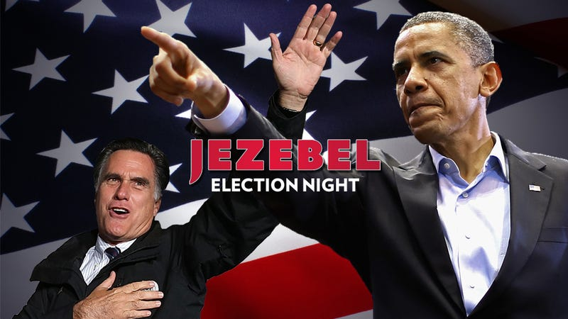 Illustration for article titled Live: Election Night 2012