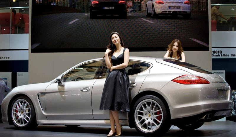Illustration for article titled If China Isn't Porsche's Biggest Market This Year, It Will Be In 2015