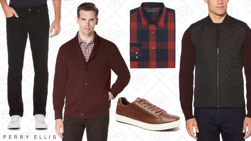 Extra 40% off sale items | Perry Ellis