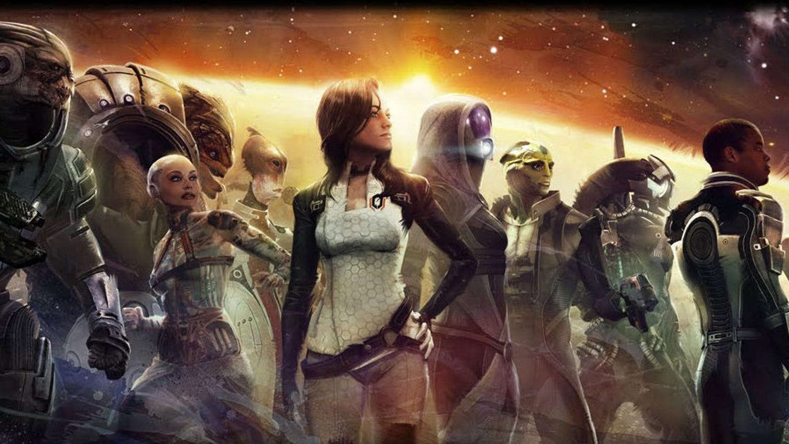 The Moments That Made Us Fall in Love With the Mass Effect Video Games