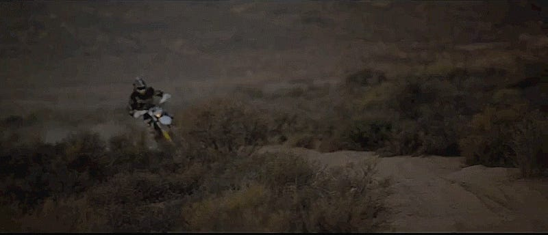 Riding A Dirt Bike Down Desolate Desert Trails Is Unlike Anything Else You  Can Do On A Motorcycle. Itu0027s Equal Parts Terrifying And Exhilarating, ...