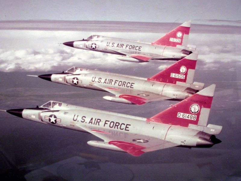 Illustration for article titled F-102sday