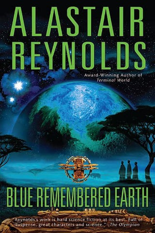 """Illustration for article titled Alastair Reynolds is """"getting weary"""" of the space opera label"""