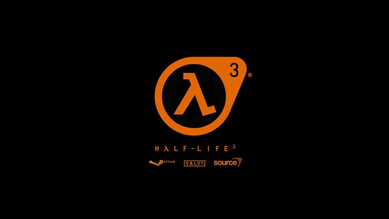 Illustration for article titled Here's Your Weekly Instalment of Half-Life 3 Trolling
