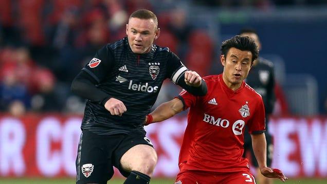 Old Man Wayne Rooneys MLS Tenure Ended With A Spectacular Postseason Meltdown