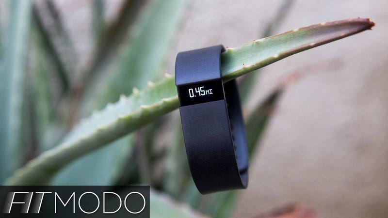 Illustration for article titled The Fitbit Force Hands-On: Ahh, This Is More Like It