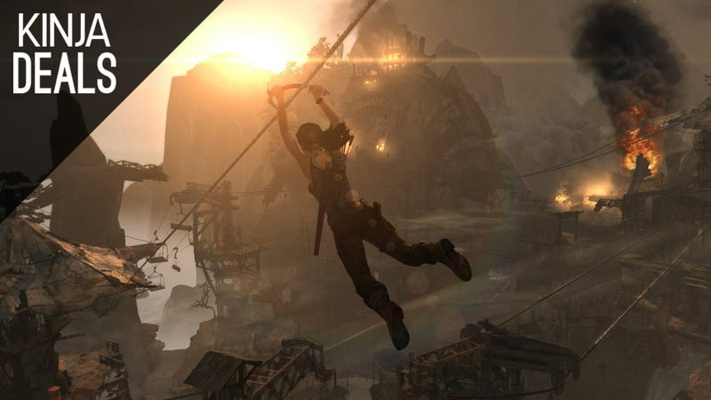 Illustration for article titled Tomb Raider Definitive Edition is Down to $20