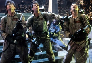 Illustration for article titled Bill Murray Will Appear in Paul Feig's Ghostbusters Reboot