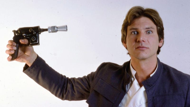 Illustration for article titled 10 Star Wars Characters Who Needlessly Met Han Solo