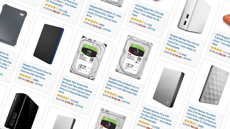 Seagate Prime Day Sale | Amazon