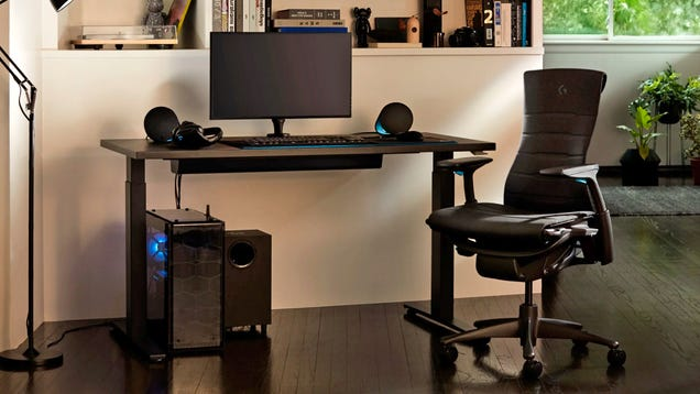 Herman Miller Now Sells Gaming Furniture, In Case You've Got an Extra $3,000 Laying Around