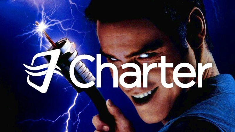 Illustration for article titled Charter Is Acting Like a Spoiled Brat to Get TWC Merger Passed