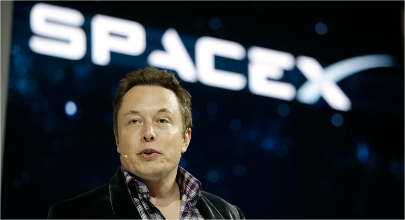 """Illustration for article titled Elon Musk sobre el cohete Antares hace dos años: """"suena a broma"""""""