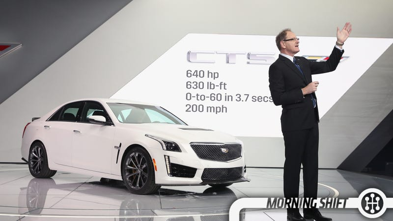 Illustration for article titled It'll Cost GM $12 Billion To Turn Around Cadillac