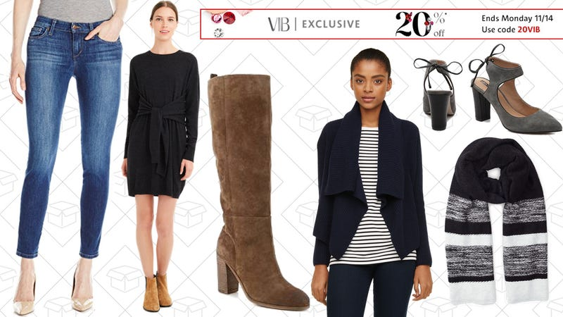 Illustration for article titled Today's Best Lifestyle Deals: DSW, Sephora, Club Monaco, Jeans, and More