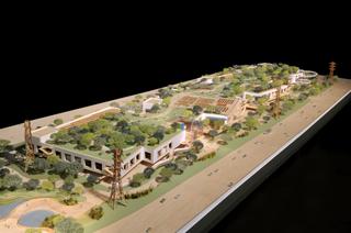Illustration for article titled Frank Gehry szintetikus Hobbitfalvát tervezett a Facebooknak