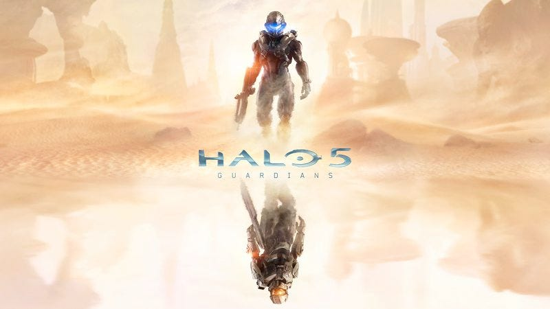 Illustration for article titled Microsoft announces Halo 5: Guardians, barely