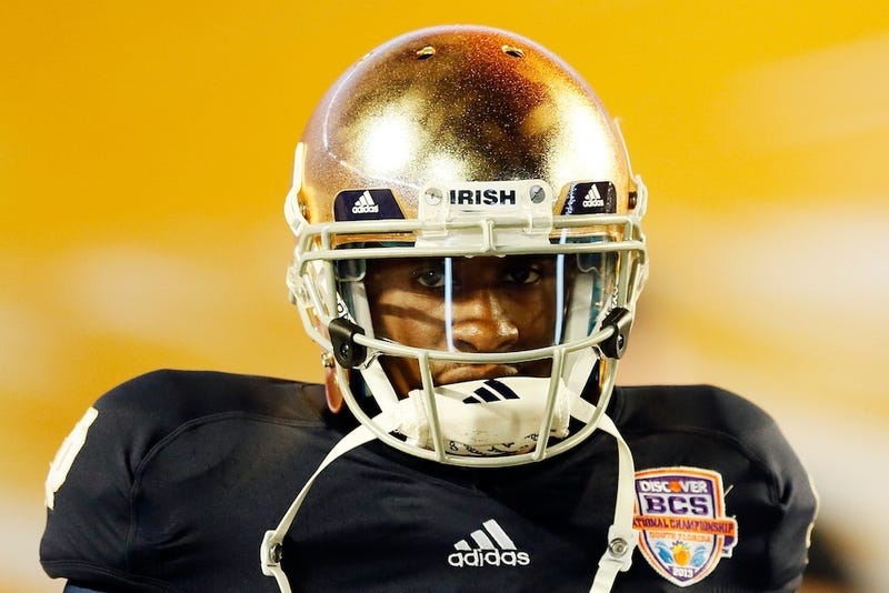"""Illustration for article titled Everett Golson Says He Was Suspended For """"Poor Academic Judgment"""""""