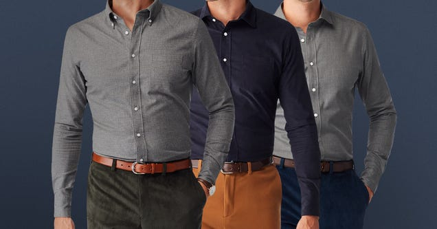Dress up for Your Zoom Calls, and Save up to $174 on Shirts, Pants, and Chinos in Indochino s WFH Sale