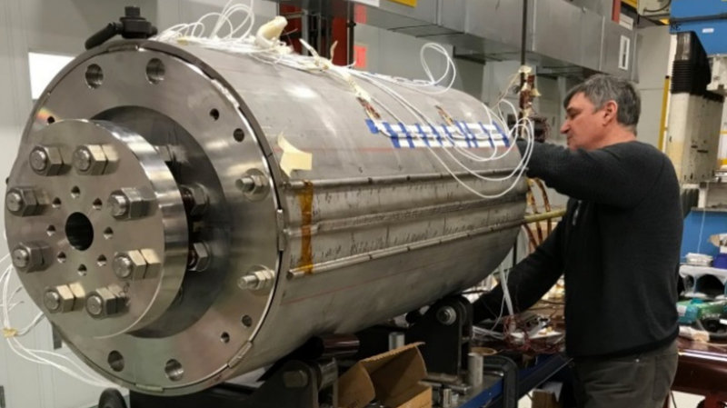 New Technology for Future Superconducting Proton Collider