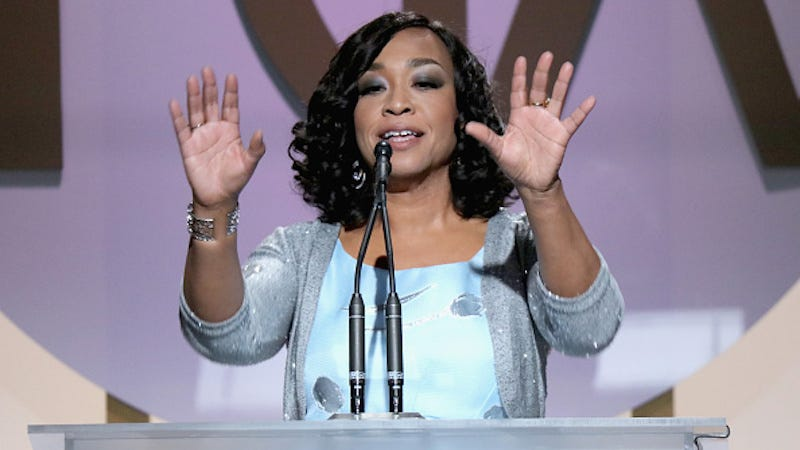 Illustration for article titled Shonda Rhimes On Her PGA Award: 'I Deserve This'