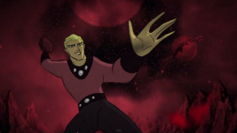 Illustration for article titled Flash Gordon Classic revives pulp heroism in this fan-animated short