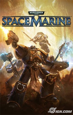 Illustration for article titled 40K: Space Marine Finally, Officially Announced [Update]