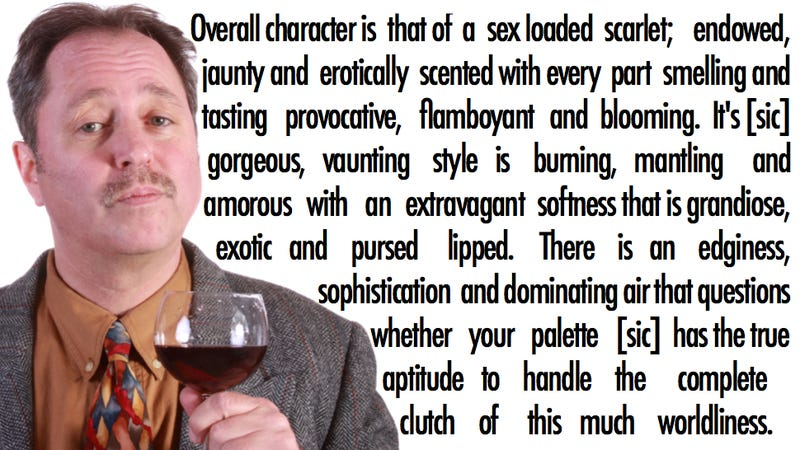 Illustration for article titled Wine tasting is bullshit. Here's why.