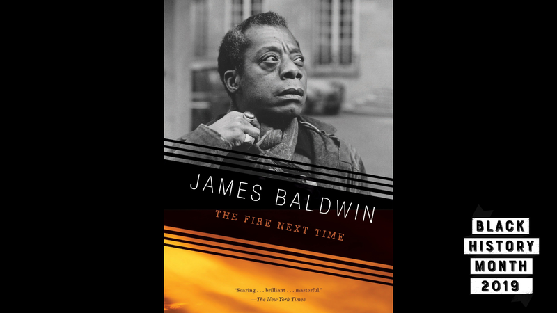 Illustration for article titled 28 Days of Literary Blackness With VSB | Day 18: The Fire Next Time by James Baldwin