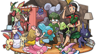 Illustration for article titled One Of The Worst Pokémon Games Is Getting Remade, And It Looks Good