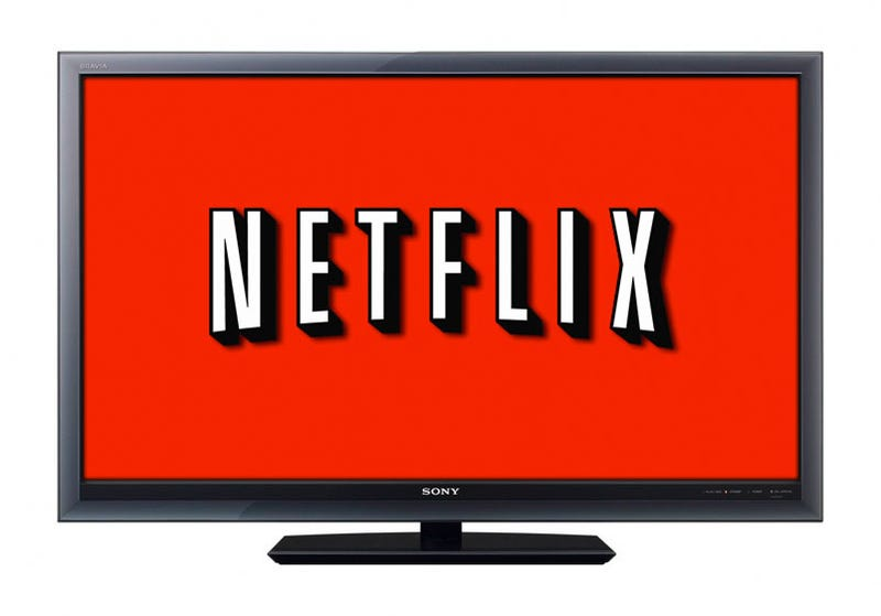 how to connect to netflix on sony tv