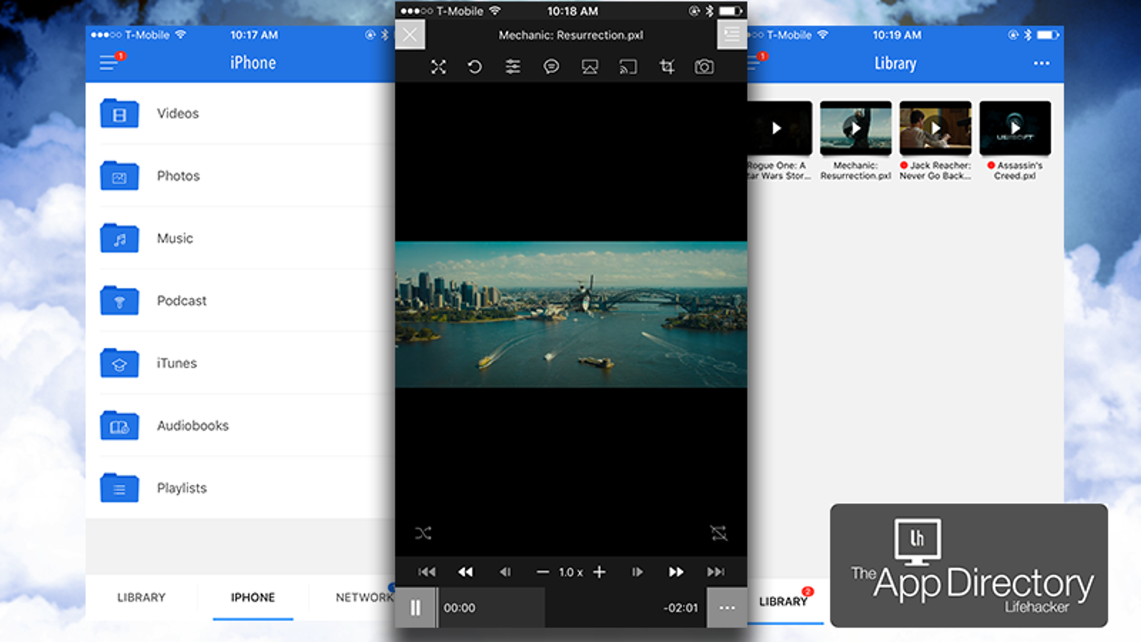 mx player alternative for ios