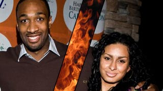 """Illustration for article titled Gilbert Arenas's Ex Can Appear On """"Basketball Wives"""" In Part Because Obama And Dick Cheney Are Related"""