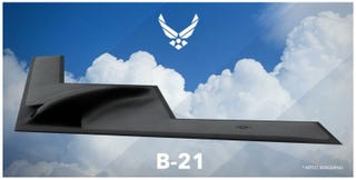 Illustration for article titled US Air Force Releases Illustration of New Bomber