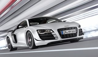 Illustration for article titled Audi R8 GT costs $196,800, U.S. gets just 90