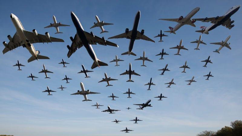 Un grupo de activistas planea cerrar el tráfico aéreo del aeropuerto de Heatrow con drones