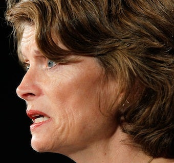 Illustration for article titled Does Murkowski Have A Shot?