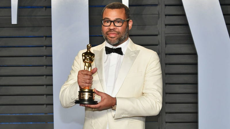 Illustration for article titled Jordan Peele has come up with a truly memorable metaphor for his awards haul