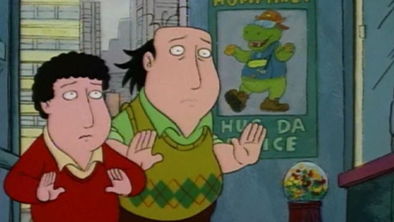 """The Critic: """"A Little Deb Will Do You"""""""
