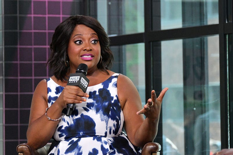Actress/comedian Sherri Shepherd visits Build Studio on July 16, 2018 in New York City.