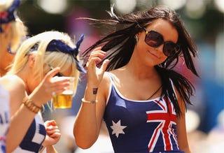 Illustration for article titled Melbourne Glitter