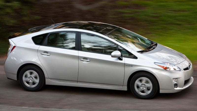 Illustration for article titled Prius drivers are awesome